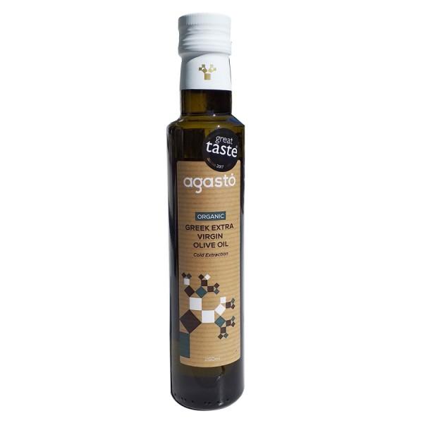 Agasto Extra Virgin Samos Olive Oil 250 ml