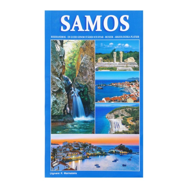 Samos Guide in Swedish Language