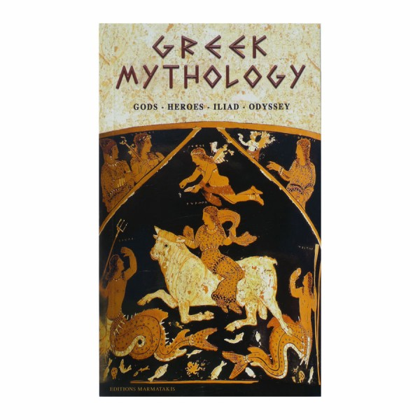 Greek Mythology in English Language
