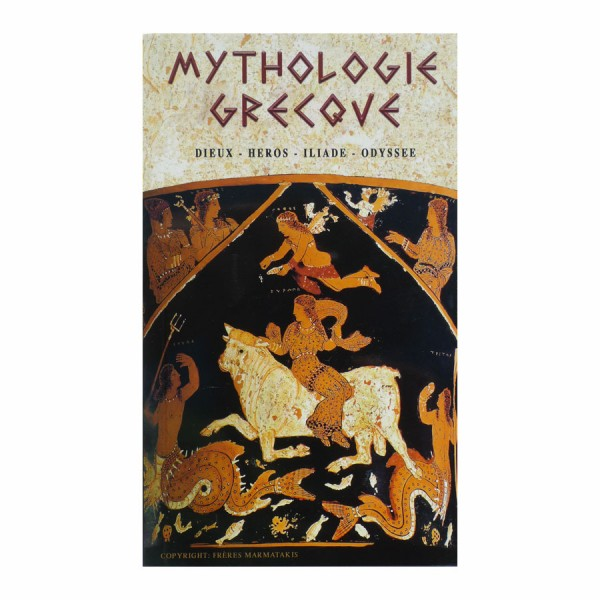 Greek Mythology in French Language