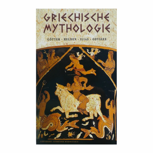 Greek Mythology in German Language