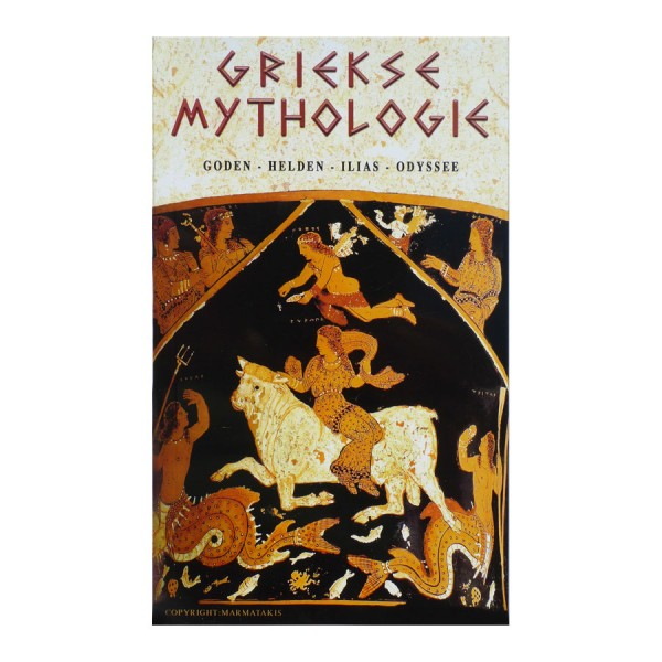 Greek Mythology in Dutch Language