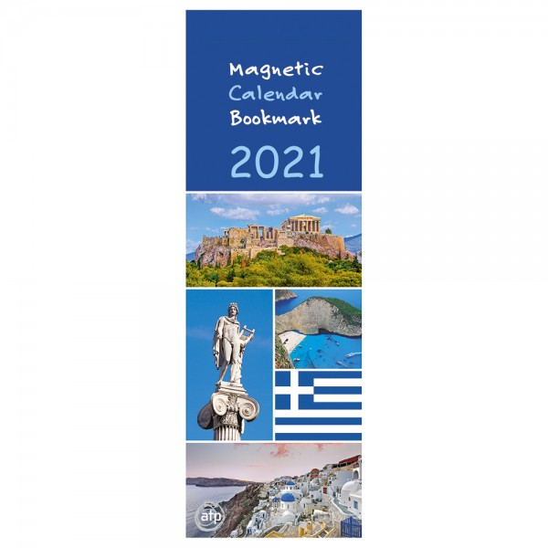 Magnetic Calendar Greece