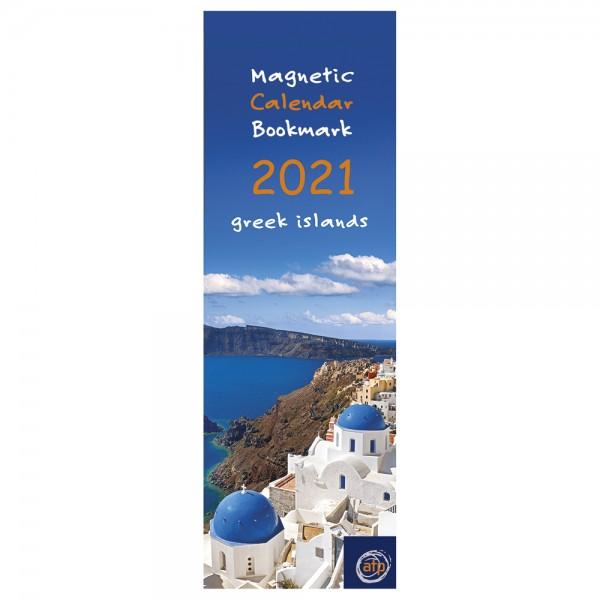 Magnetic Calendar Greek Islands