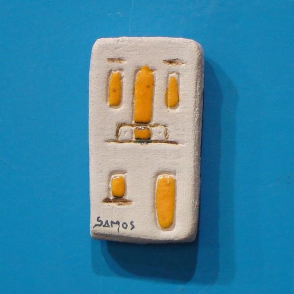 Ceramic Fridge Magnet