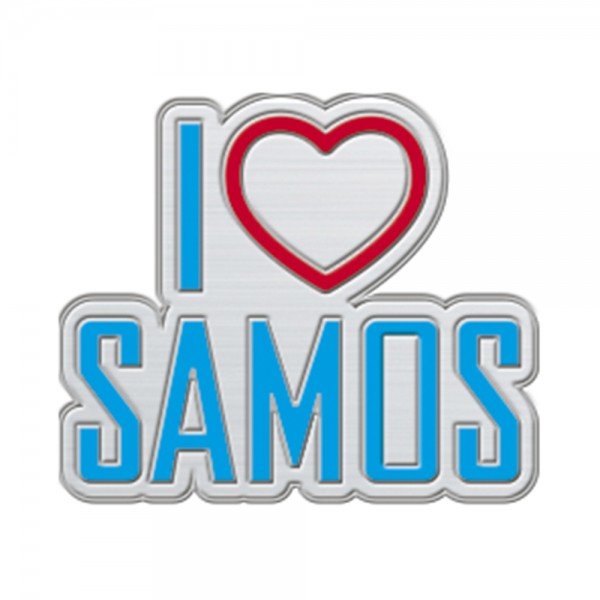 Metal Pin Samos