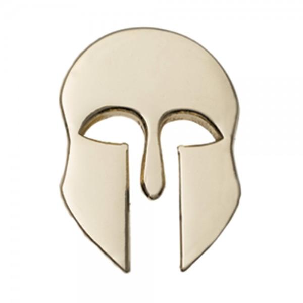 Metal Pin Helmet