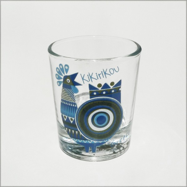 Shot Glass Greece