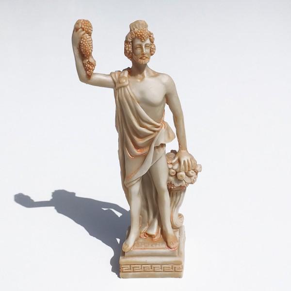 Greek Plaster Statue of Dionysus