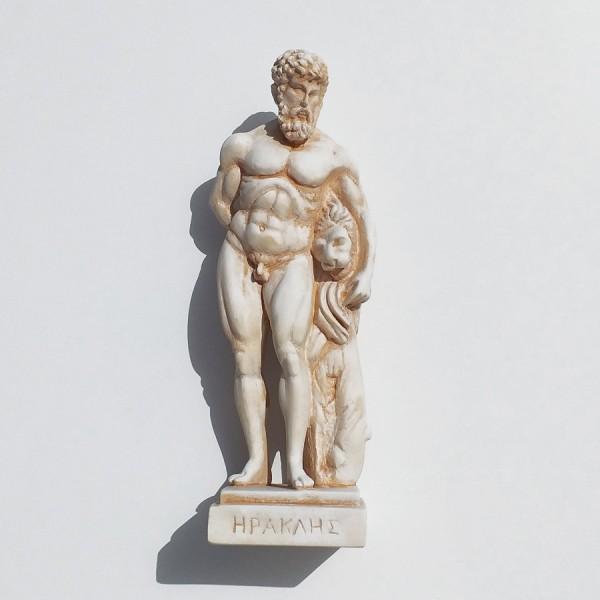Greek Plaster Statue of Hercules
