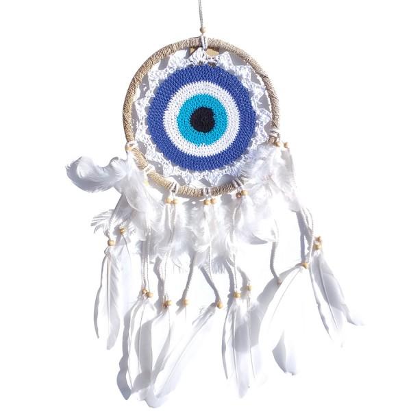 Evil Eye Dream Catcher