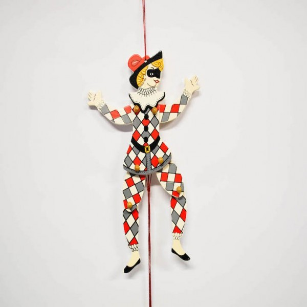 Jumping Jack Clown