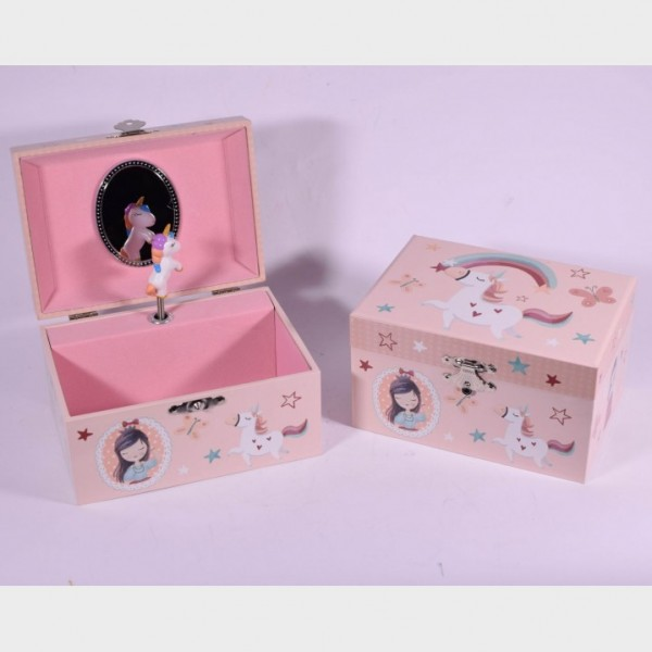 Jewelry music box